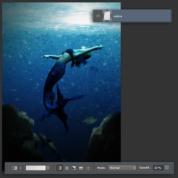 [Photoshop] Créer un décor sous-marin 42463683n
