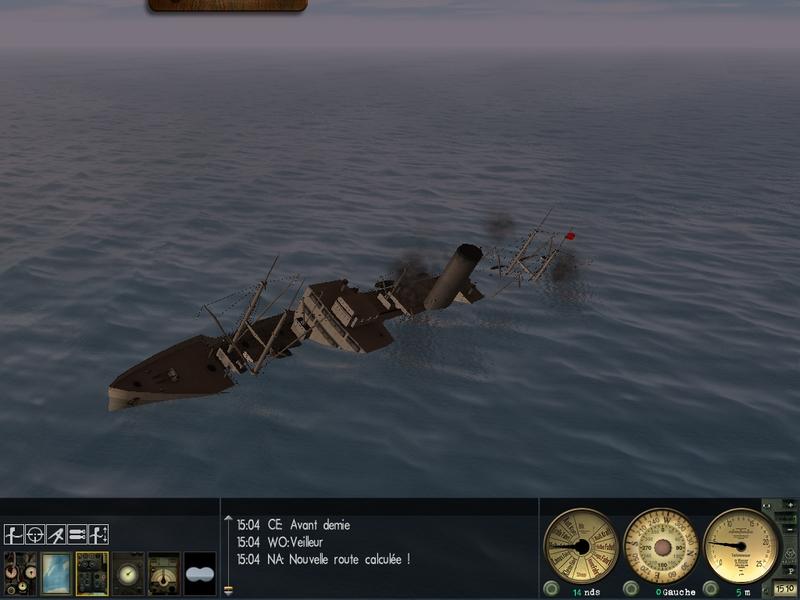 Silent Hunter III : rapports de patrouille. 424887Patr7