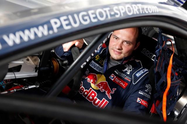 Le Team Peugeot Hansen dépossédé de la victoire en Suède 424938wrx20150704016