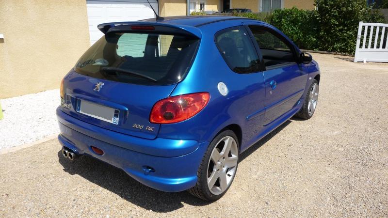 [BoOst] Peugeot 206 RCi de 2003 425023923