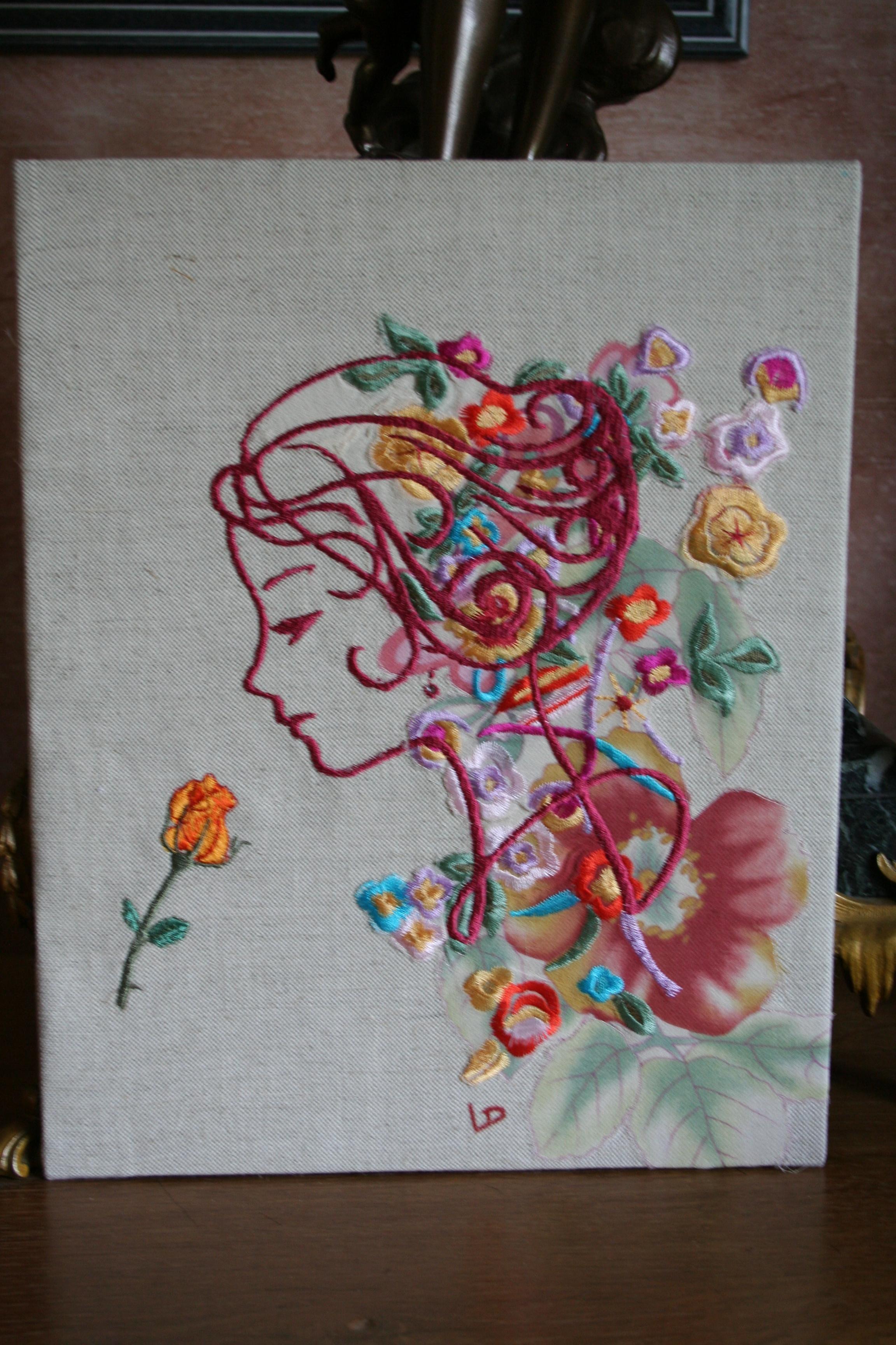 Tableaux textiles 4252162011063821