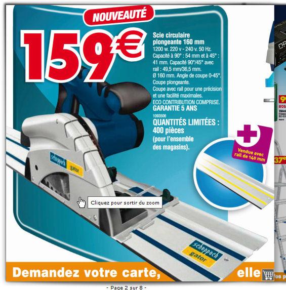 scie DEWALT DWS 520 K - Page 3 425368Image2