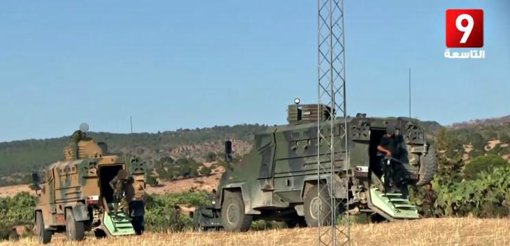 Armée Tunisienne / Tunisian Armed Forces / القوات المسلحة التونسية - Page 6 425467Capture