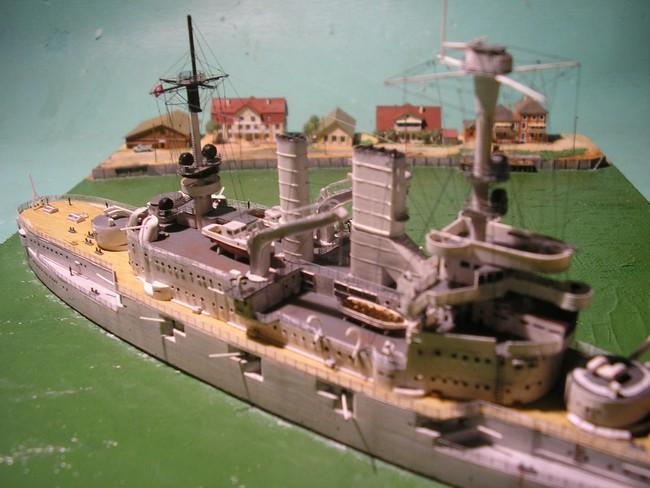 SMS Schleswig Holstein 1/600 chris - Page 3 425871PB260024
