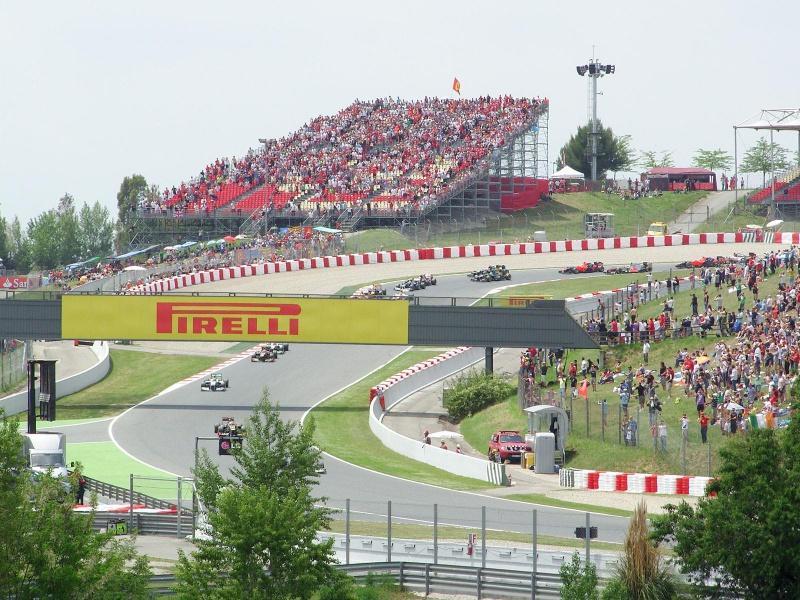 GP F1 BARCELONE 2012 426501SNB10222