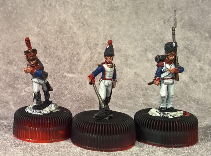 7ème régiment d infanterie légère - 1812 - Petite surprise ! 42658496emergtinfdeligne