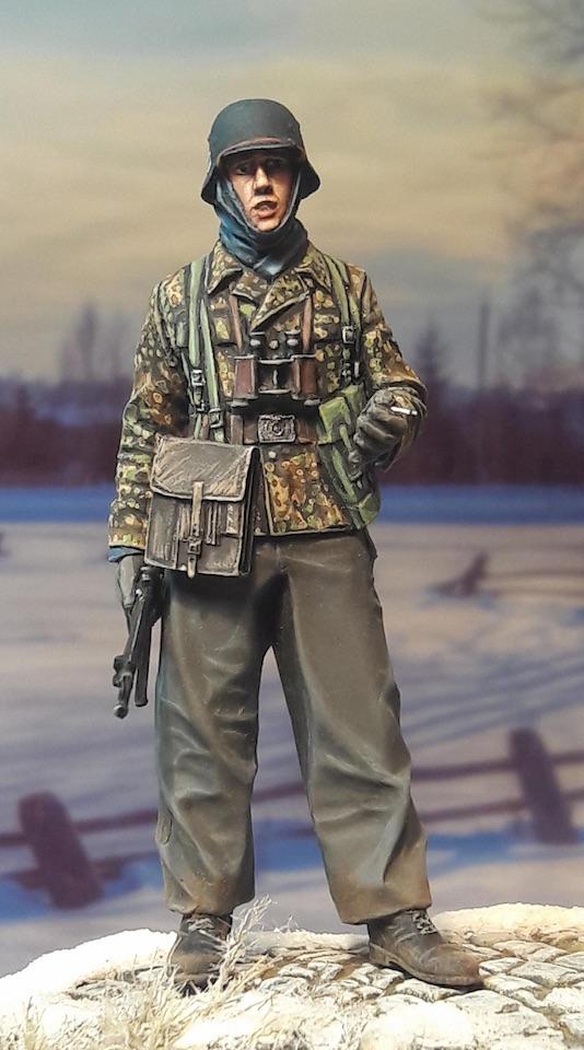 """Figurine """"Alpine miniature"""" LAH Grenadier 1/35ème 427835LAH35097Front"""