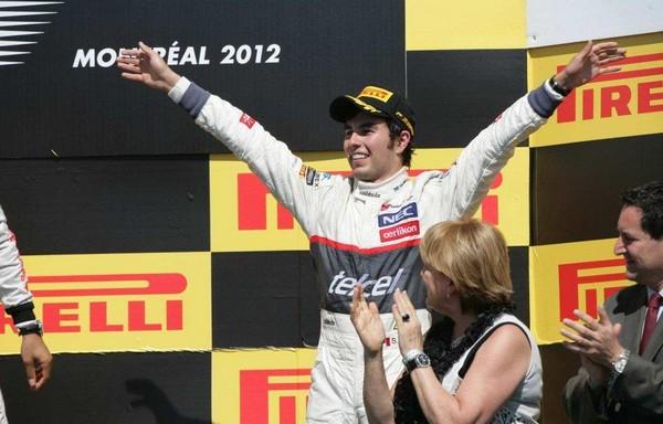 F1 GP du Canada 2012 : Victoire Lewis Hamilton  4289072012SergioPerez