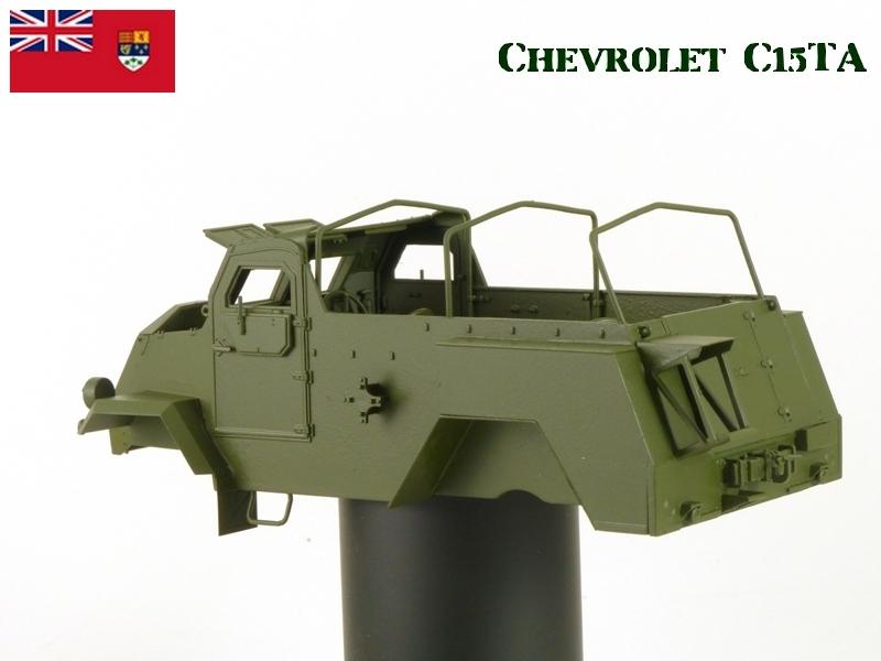 CHEVROLET C15TA - Normandie 44 - IBG 1/35 428944P1040541