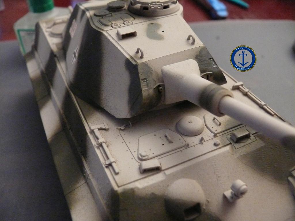Sd.Kfz. 182 Panzer VI ausf B Tiger II Porsche Turret 431510konigstiger10