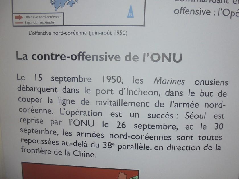 [Opérations de guerre] Guerre de Corée - Tome 2 - Page 8 432001DSC04114