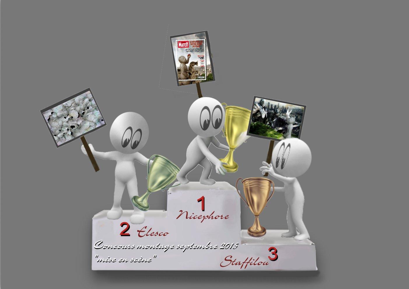 """Concours montages septembre 2015 """"MISE EN SCÈNE"""" VOTE (terminé) 432077septembre"""