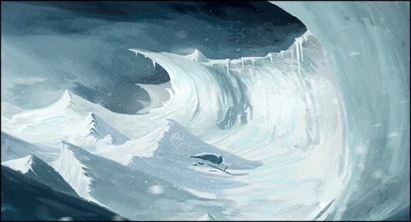 Description et bestiaire d'Iceberg 432222IcebergDescri
