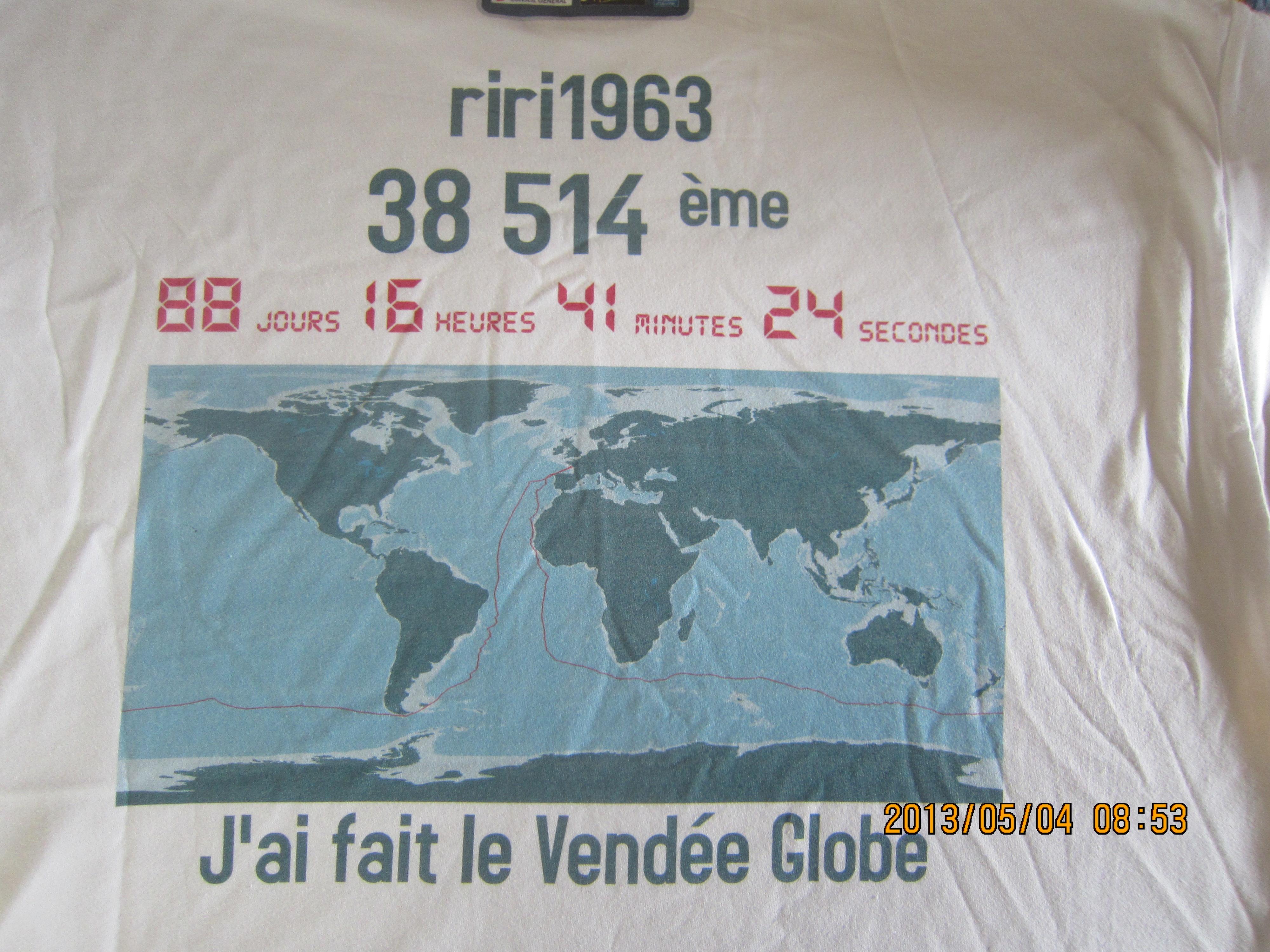 Le Vendée Globe au jour le jour par Baboune - Page 40 432591IMG10391