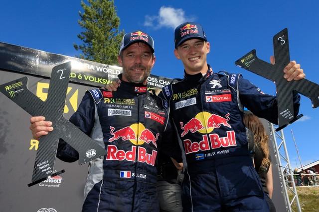 Les PEUGEOT 208 WRX enflamment la Suède - 2ème et 3ème en World RX et victoire en EURO RX 433254wrx2016070301041200x800