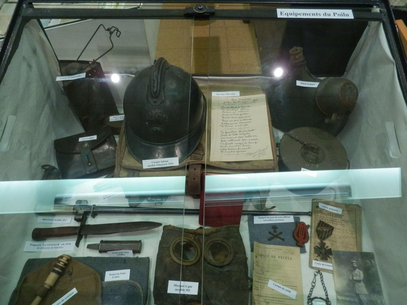 Exposition Château-Thébaud dans la Grande-Guerre 433605PB101890