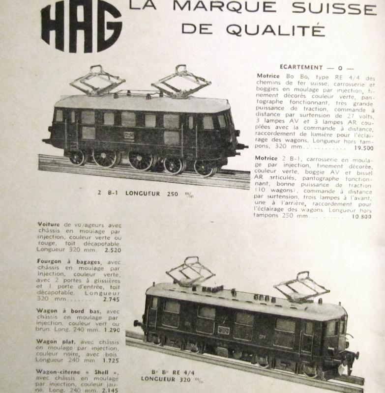 un catalogue de modèles réduits en 1951 434367IMG7975
