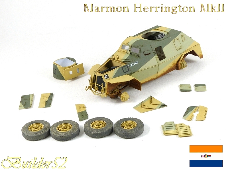 Marmon Herrington Mk.II - Grèce 1941 - IBG 1/35 434487P1040867