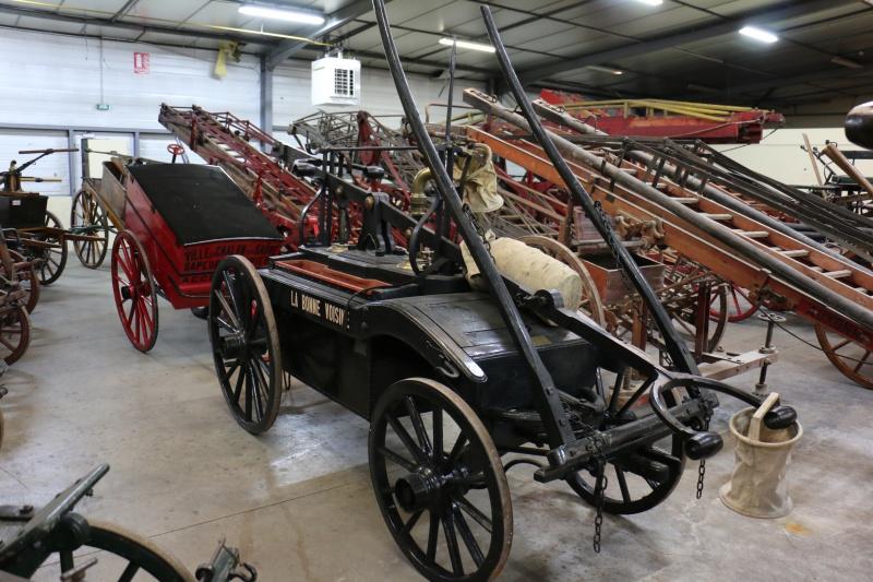 Des camions à gogo....Musée des sapeurs pompiers de Lyon 434538IMG7002