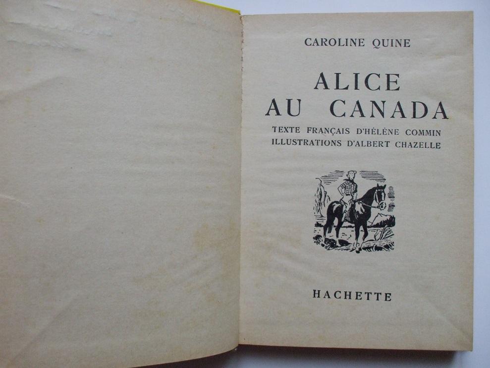 Les anciennes éditions de la série Alice. - Page 2 434778t032