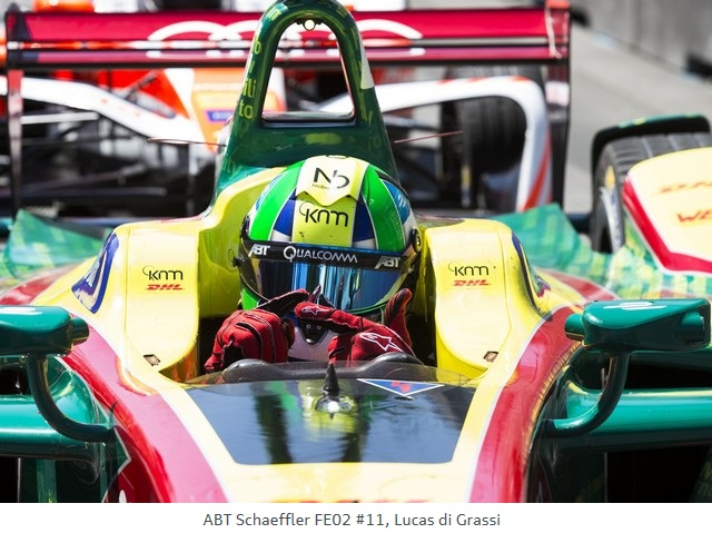 Le pilote Audi Lucas di Grassi est champion de Formule E 435457A179171medium