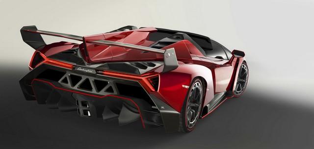 Lamborghini Veneno Roadster une édition limitée à neuf exemplaires  435551lambovenenoroadster3