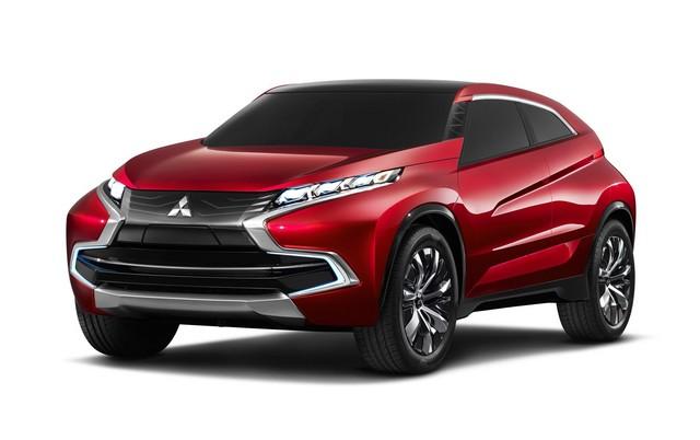 Mitsubishi présente ses trois concepts 435566xrfrontlightons