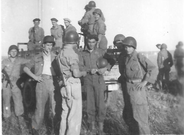 1948/1950 Algérie 2ème Bataillon du 1er R.C.P. 4357443416