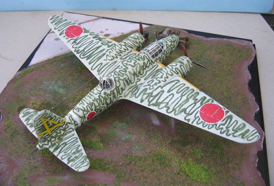 """[MPM] - Mitsubishi Ki 21 IIB """"Sally"""". 435830Ki21115"""