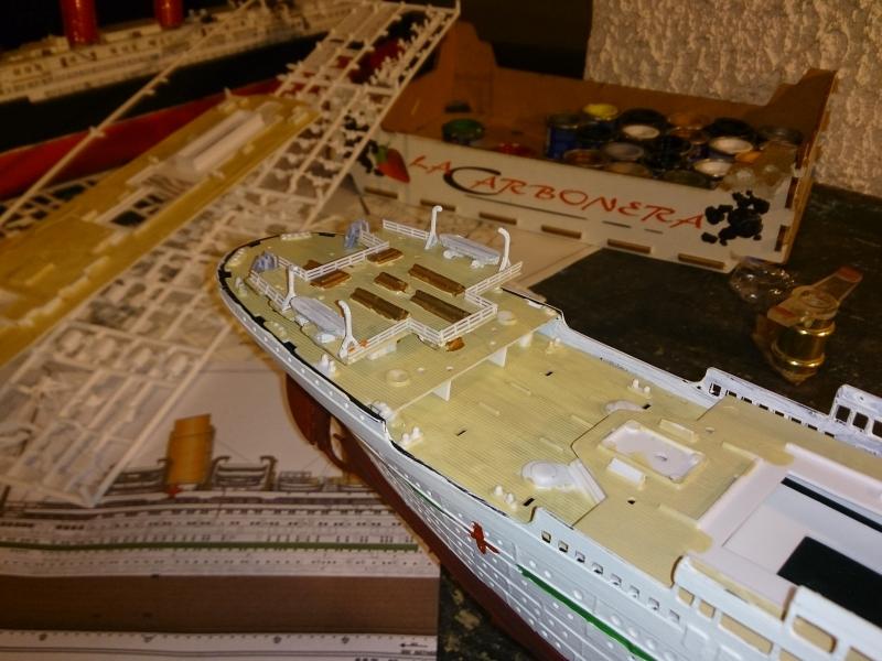 HMHS Britannic 1/400 435844DSC0031