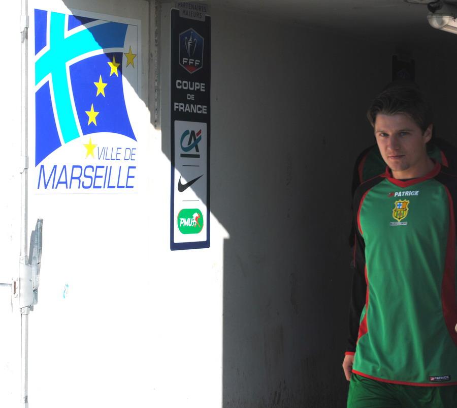 MARSEILLE CONSOLAT/ MOULINS COUPE DE FRANCE 2013 POUR 1 MINUTE GROSSE DESILLUSION  436094DSC0223