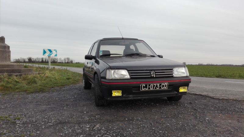 [philiopate] 205 GTI 1.6L Gris Graphite 1990 - Page 9 436714IMG20171209144010