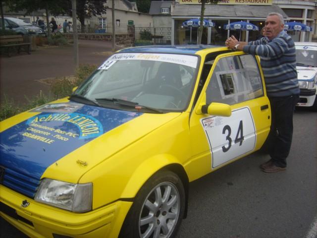 31è Rallye Tessy sur Vire Gouvets 2012 (vérifications techniques)  437068Sep01789