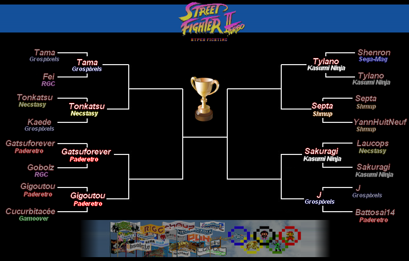 [Jeux Rétrolympiques 2014] Round 2 : Street Fighter Turbo Super Nintendo 437778fights42