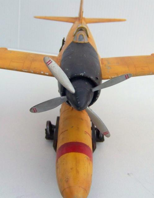"Nakajima N1K1 Kyofu"" Rex"".Tamiya 1/48 4379411084313"