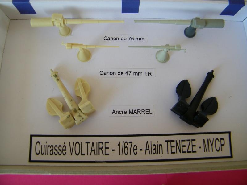 Voltaire (classe Danton) au 1/150eme 4382121003488