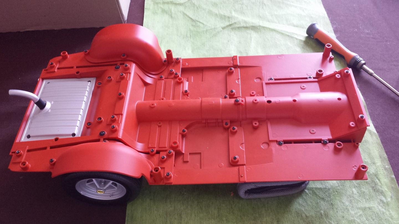 Shelby GT500 1967  de Altaya échelle 1/8° - Page 2 438453DSC0008Copier