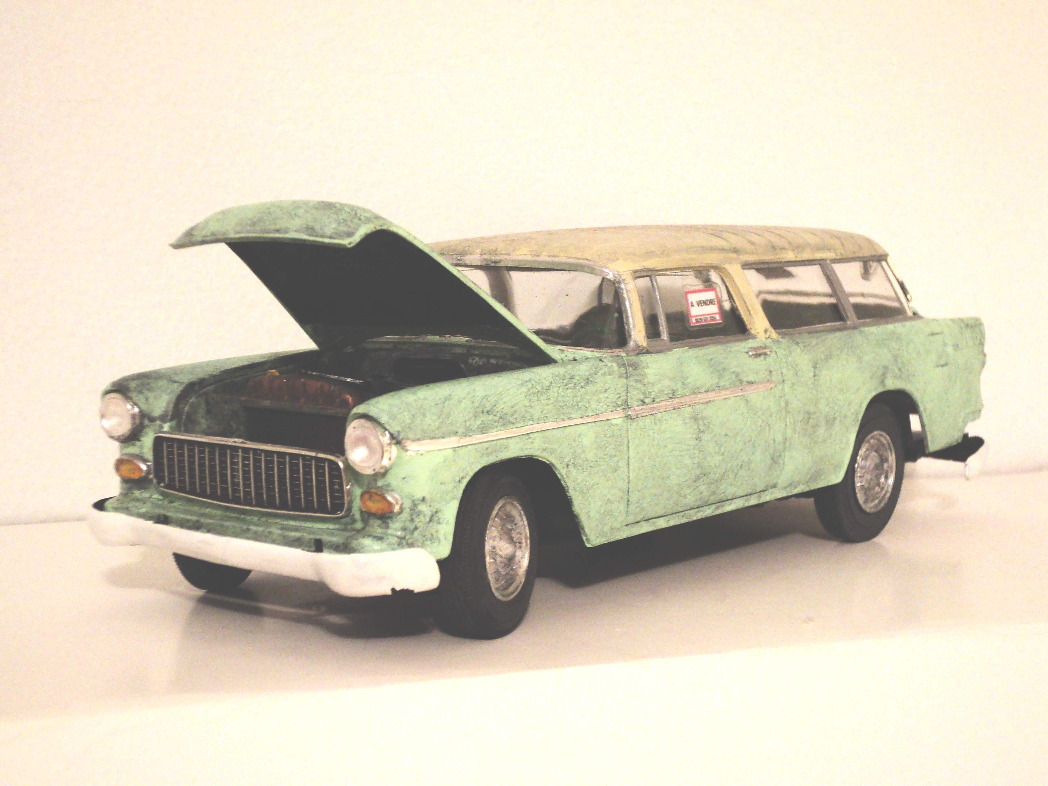 1955 Chevy Nomad (À vendre) 4385001955Nomadvendreno1