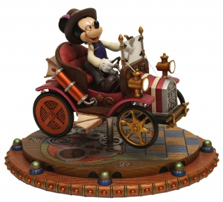 (Disneyland Park) The Disney Gallery - Exposition Mechanical Kingdoms - Steam-Driven Visions of a Victorian Future 439483tdg4