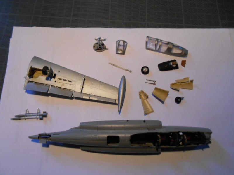Fouga Magister 1/48 Kinetic lionel 45 439605fe003