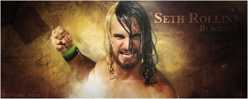 Triple Threat Match - #1 Contender Cruiserweight Championship Match  440211rollins