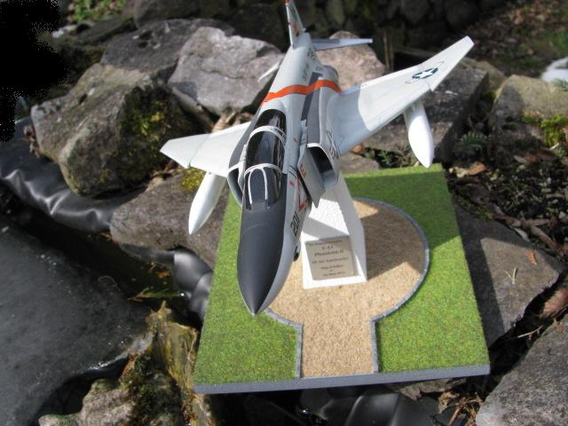 Résurrection Phantom F-4J: From Trash to Gate Watcher 440459IMG8850