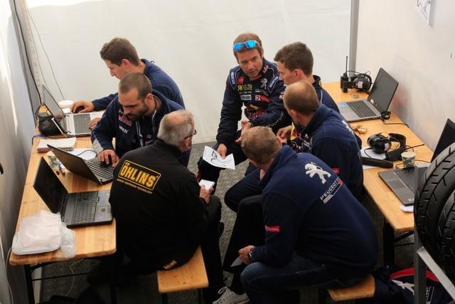 Rallycross - Sébastien Loeb remporte sa première victoire au volant de la PEUGEOT 208 WRX ! 440497wrx201610010030