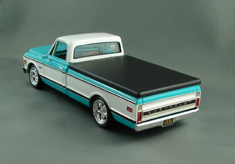 Chevy pickup 1972 44067272chevypickup019
