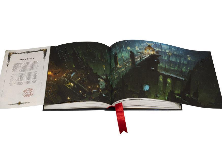 Le Livre de Règles de Warhammer 40,000 - V6 (en précommande) - Sujet locké 440965wakascans2