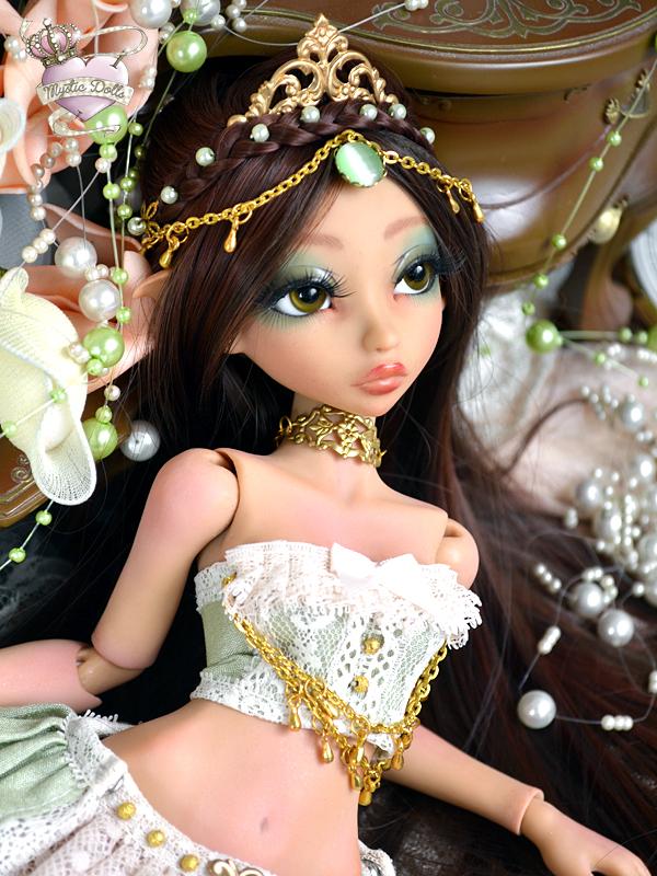 [Créa] † Mystic Dolls † : Réservations ouvertes ! 441309SylvaniaExoticPrincessLDoll04