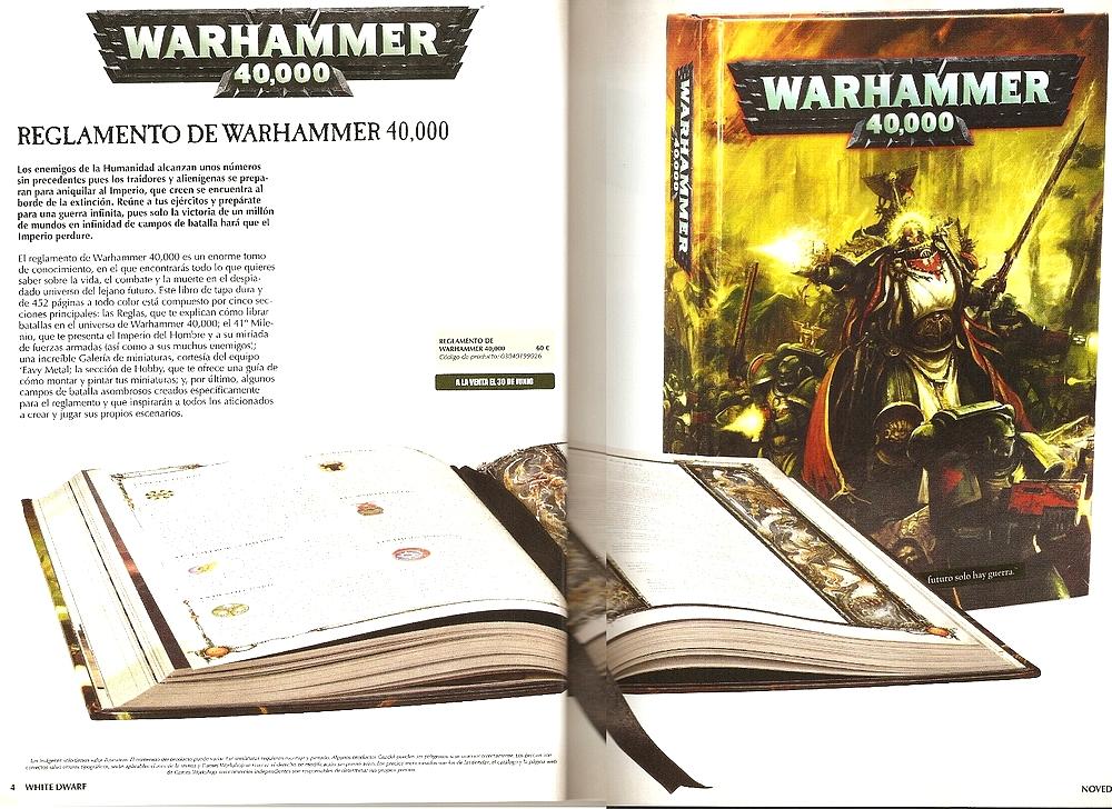Warhammer 40K V6 - Lancement des hostilités : le 23-VI-12 ! - Page 5 441764W40KV6Rulebook