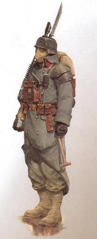 [W40K] Collection d'images : La Garde Impériale 442277KriegSoldat