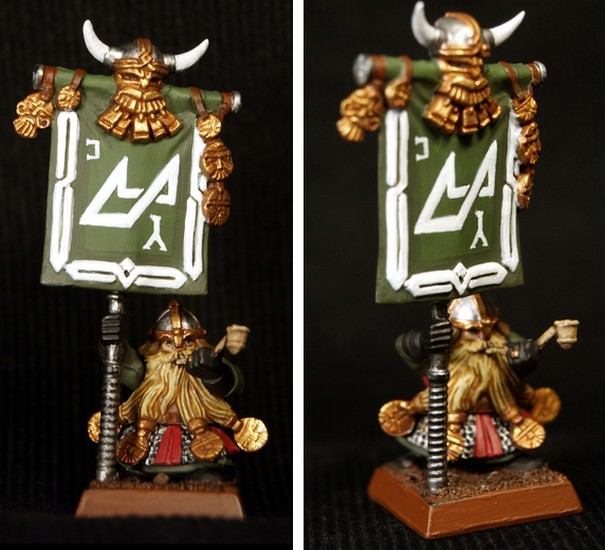 Vitrine de Phil54 - Nains Warhammer 442554NainporteetendardWarhammer2
