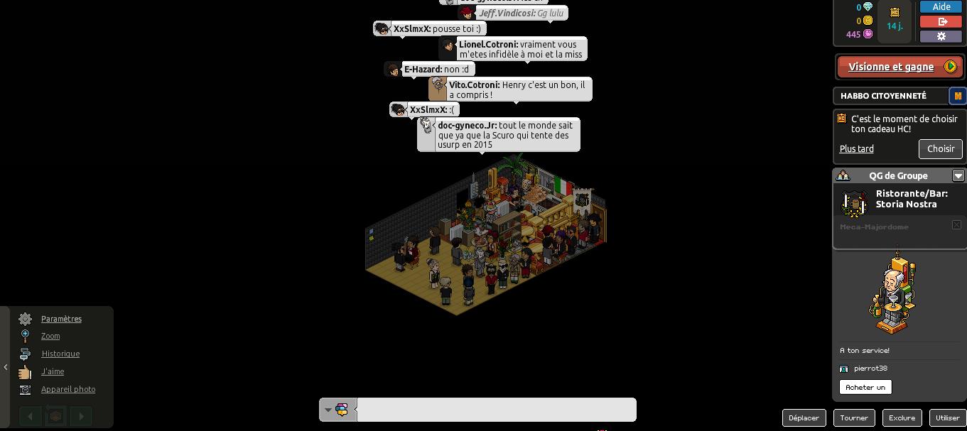 [Lucio] Cosa Nostra : Bar 442879opd